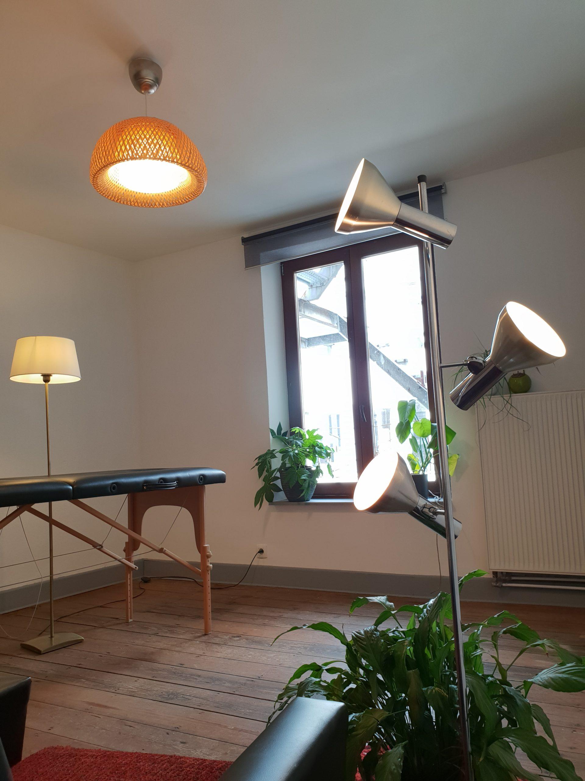 Salle de 12 m²